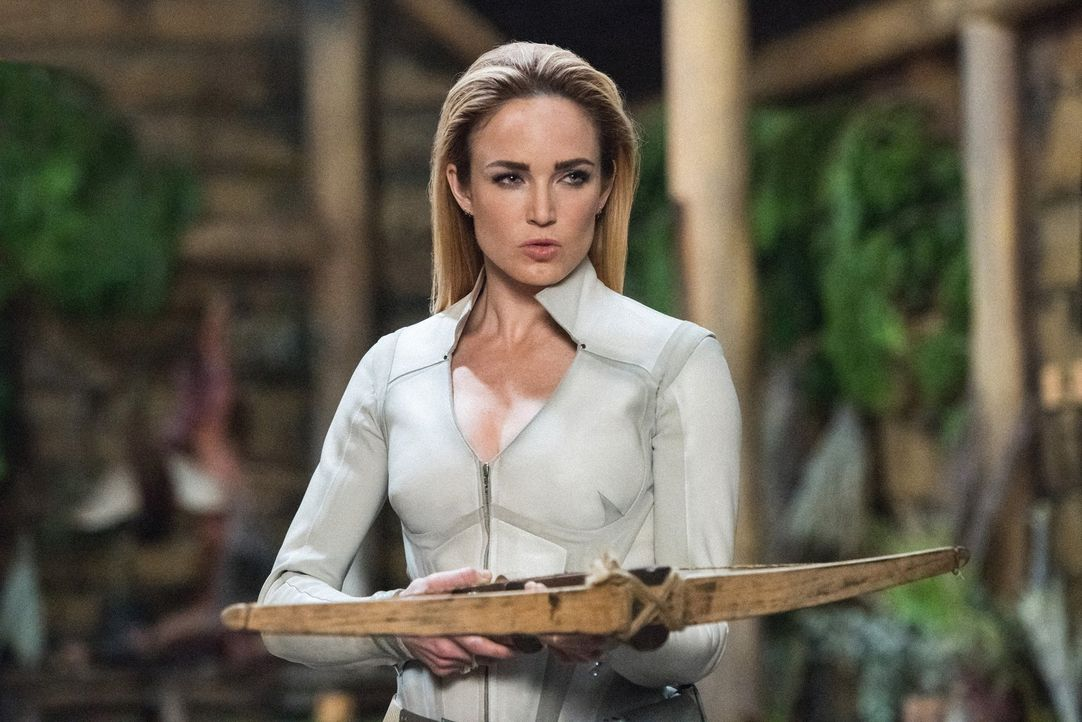 Sara alias White Canary (Caity Lotz) - Bildquelle: 2017 Warner Bros.