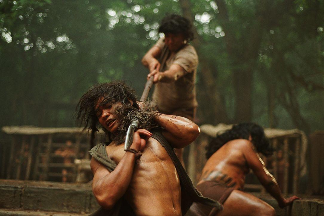 Es gibt nichts und niemanden, der ihn aufhalten kann: Tien (Tony Jaa) .... - Bildquelle: Splendid Film