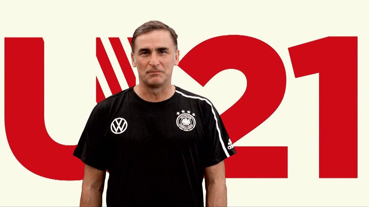 ran Fußball - U21 - Trainer Stefan Kuntz - Bildquelle: ProSieben MAXX / ran / DFB