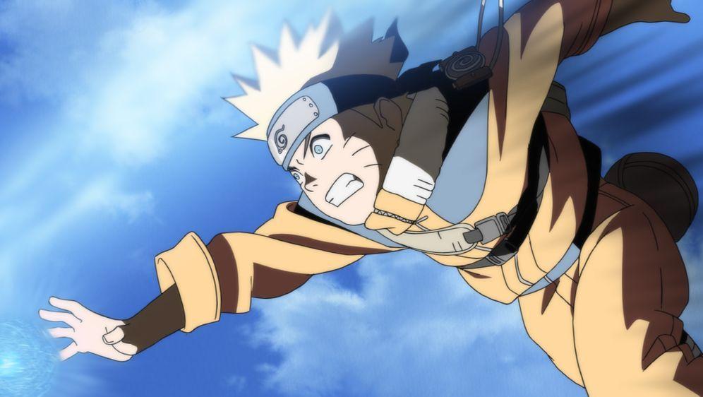 Naruto - The Movie 2: Die Legende des Steins von Gelel - Bildquelle: 2002 Masashi Kishimoto.   NMP 2005.