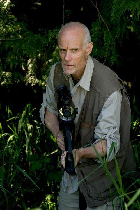 Der Hundefänger von Eureka: Jim Taggart (Matt Frewer) ... - Bildquelle: Universal Television