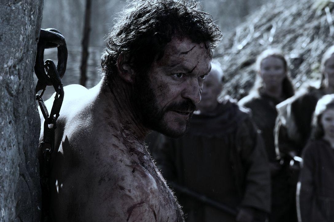 Für den in der Schlacht gefangengenommenen General Titus Flavius Virilius (Dominic West) beginnt eine schreckliche Leidenszeit in der Hand der Pikte...