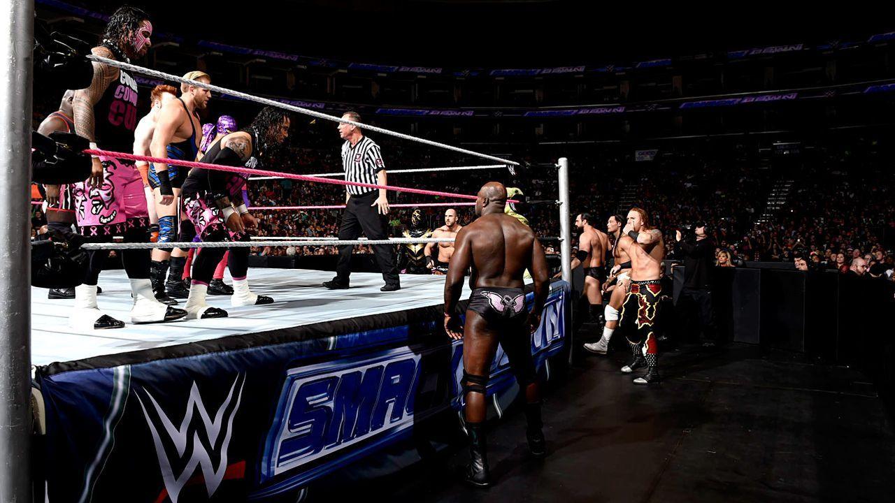 SmackDown vom 11. Oktober7