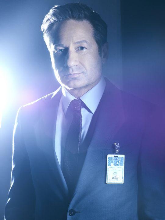 (11. Staffel) - Erneut muss Mulder (David Duchovny) erkennen, dass das Spiel um Macht, die Intrigen und vor allem die Lügen auch weiterhin ungeahnte... - Bildquelle: 2018 Fox and its related entities.  All rights reserved.