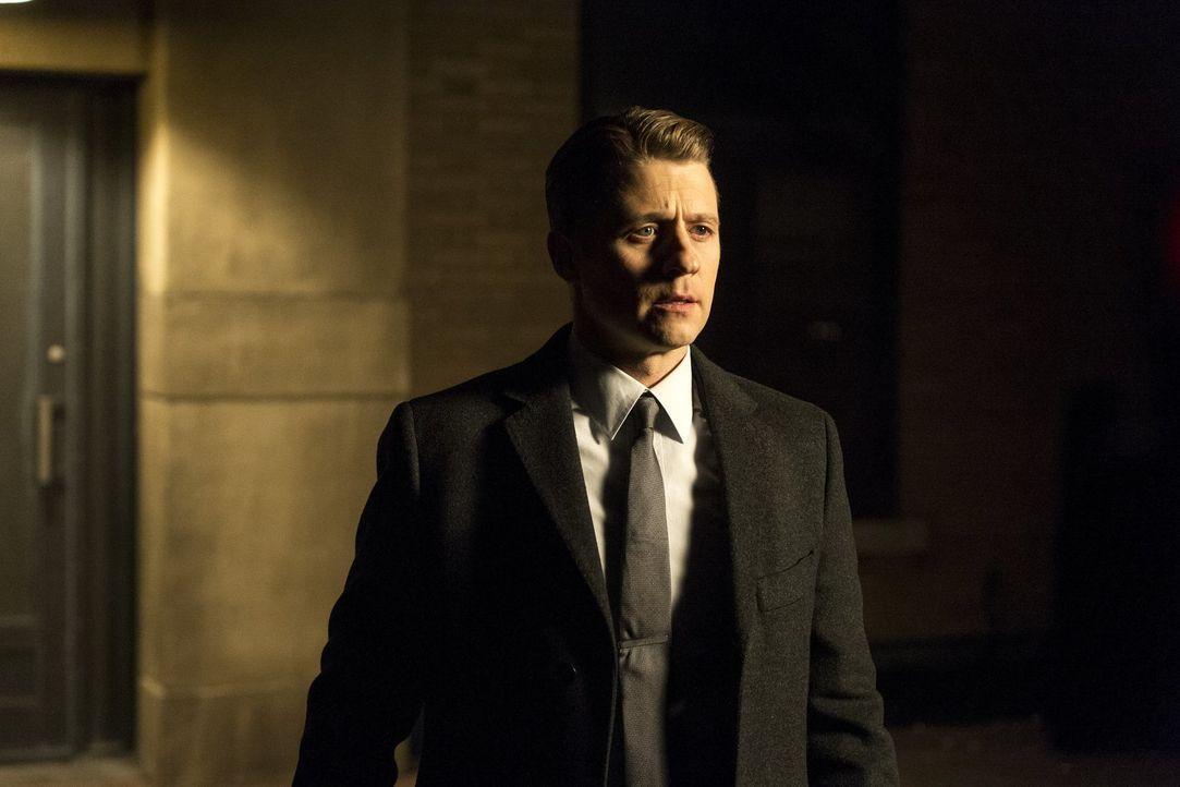 Gordon (Ben McKenzie) muss sich mit Ivy und deren nächstem Angriffsziel auseinandersetzen, während Lee und Sofia beginnen, zusammenzuarbeiten ... - Bildquelle: 2017 Warner Bros.