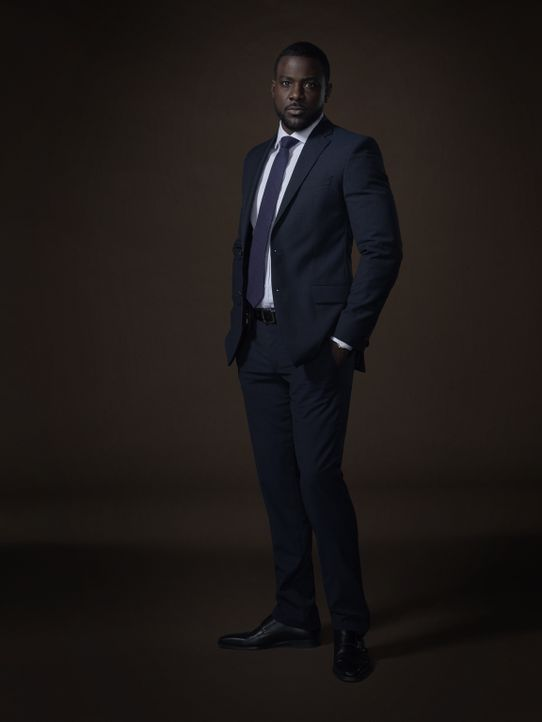 (3. Staffel) - Gibt Agent Reynolds (Lance Gross) Abbie den nötigen Freiraum, damit sie ihre FBI-Arbeit und ihre Aufgabe als Zeugin miteinander verbi... - Bildquelle: 2015-2016 Fox and its related entities.  All rights reserved.