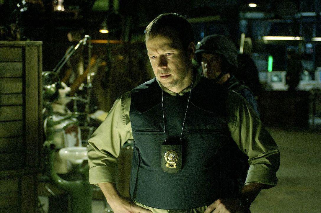 Erik (Donnie Wahlberg) ist verzweifelt, weil er keine Anhaltspunkte über den Aufenthaltsort seines Sohnes Daniel hat ... - Bildquelle: Kinowelt Filmverleih