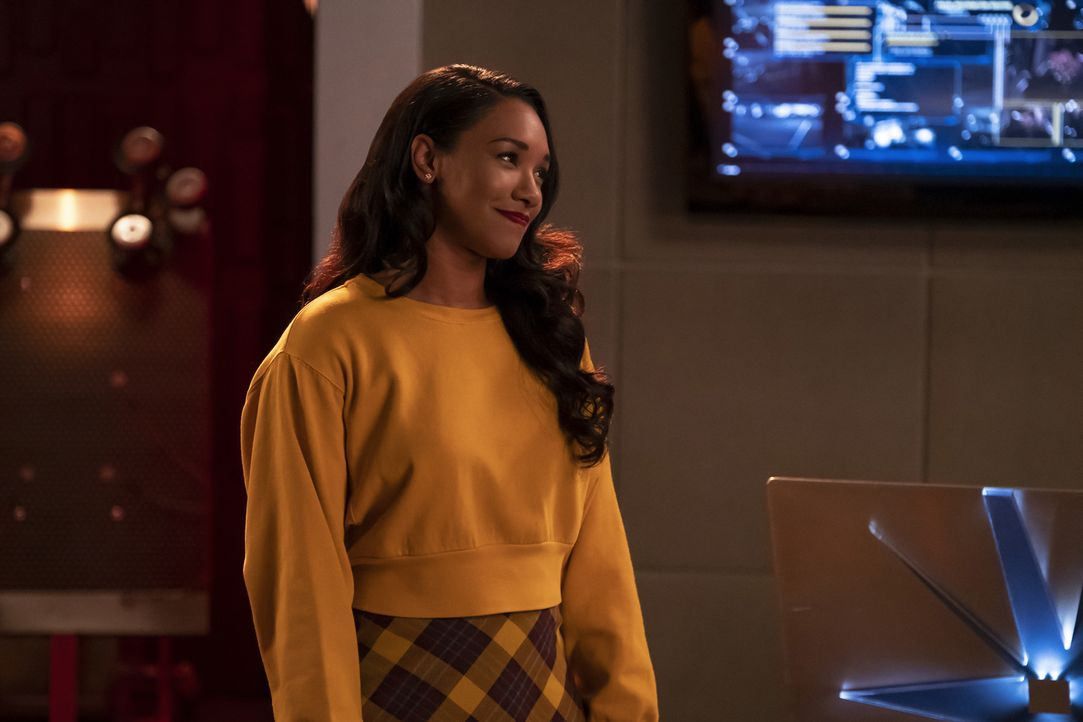 Iris (Candice Patton) - Bildquelle: Jeff Weddell 2018 The CW Network, LLC. All rights reserved.