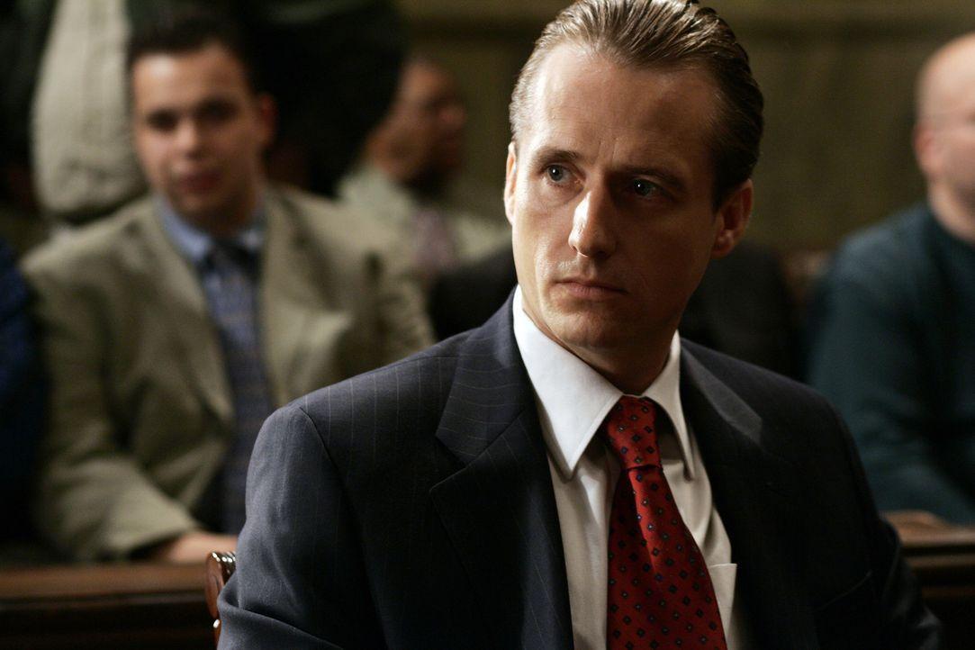 Der verbissene Menschenfeind und ewige Prinzipienreiter Staatsanwalt Sean Kierney (Linus Roache) möchte den Fall gegen die Mafia Bande um Jack DiNo... - Bildquelle: 2006 Yari Film Group Releasing, LLC