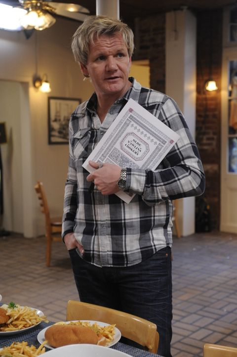 """Dieser Fall strapaziert Gordon Ramsays Nerven. Wird er das """"Oceana"""" trotzdem retten können? - Bildquelle: Fox Broadcasting.  All rights reserved."""