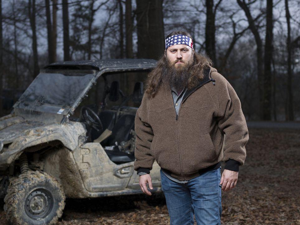 (4. Staffel) - Als Unternehmer hat Willie Robertson den Familienbetrieb zu einem millionenschweren Jagdsportartikel-Imperium gemacht ... - Bildquelle: 2013 A+E Networks