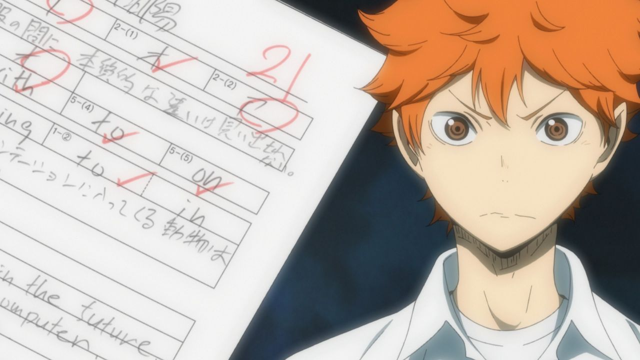"Shoyo Hinata - Bildquelle: H. Furudate / Shueisha, ""HAIKYU!! 2nd Season"" Project, MBS  All Rights Reserved."