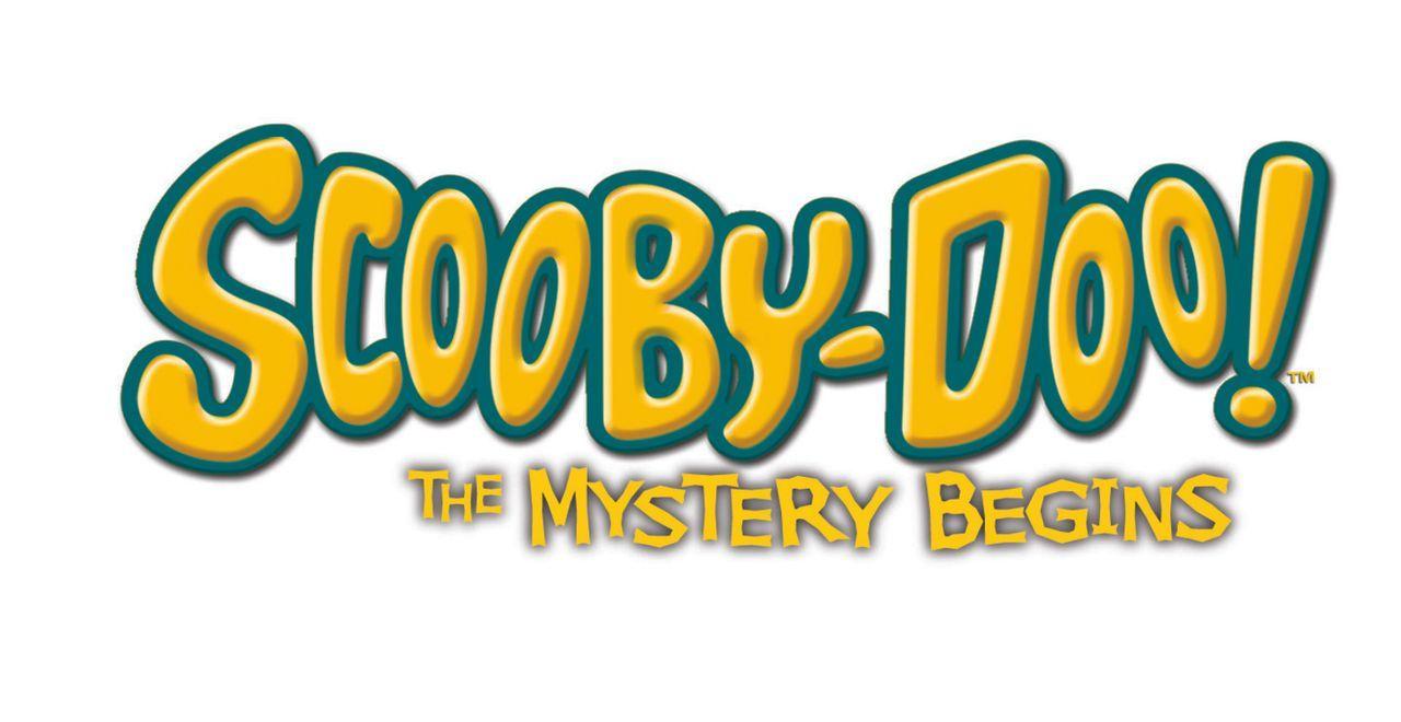 SCOOBY-DOO! THE MYSTERY BEGINS - Logo - Bildquelle: 2009   Warner Brothers