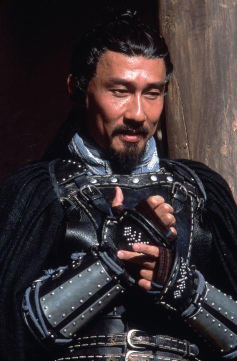 Schneller als erwartet, stehen sich der Regierungstreue Lai Xi (Kiichi Nakai) und der Deserteur Li Zai gegenüber. Doch dann beschließen beide, ihren... - Bildquelle: Sony Pictures Television International. All Rights Reserved.