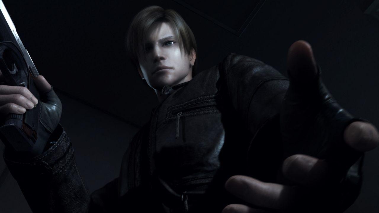 Furchtlos kämpft der Polizist Leon S. Kennedy gegen die nun schon zweite Zombieplage, die Racoon City innerhalb von 7 Jahren heimsucht ... - Bildquelle: 2008 Capcom Co., Ltd. and Resident Evil CG Film Partners. All Rights Reserved.