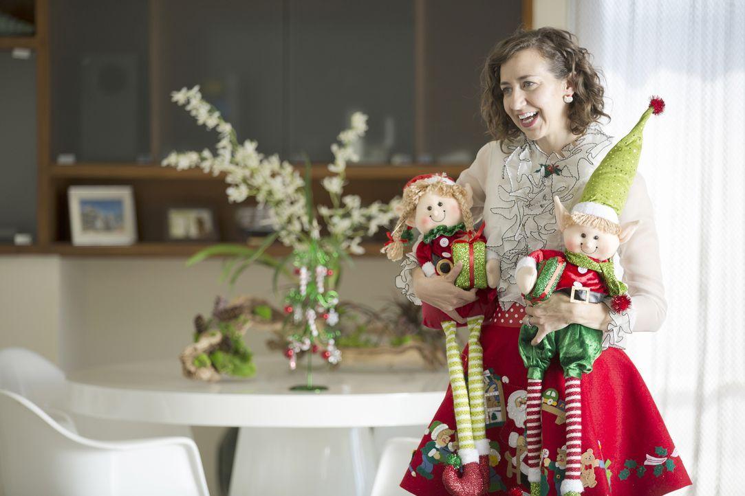 Weihnachten steht bevor und Carol (Kristen Schaal) möchte unbedingt verhindern, dass dieser Feiertag verschwindet und schlägt vor, dass sie alle zus... - Bildquelle: 2015-2016 Fox and its related entities.  All rights reserved.