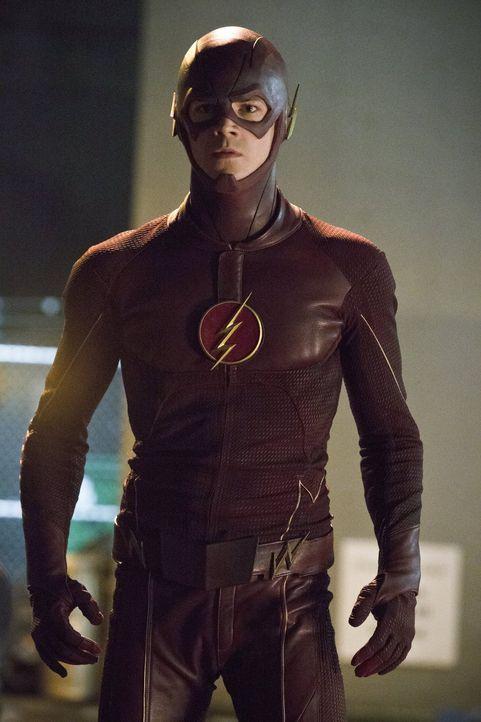 Eine mysteriöse Bombenexplosion wird zu seinem neusten Fall: Barry alias The Flash (Grant Gustin) ... - Bildquelle: Warner Brothers.