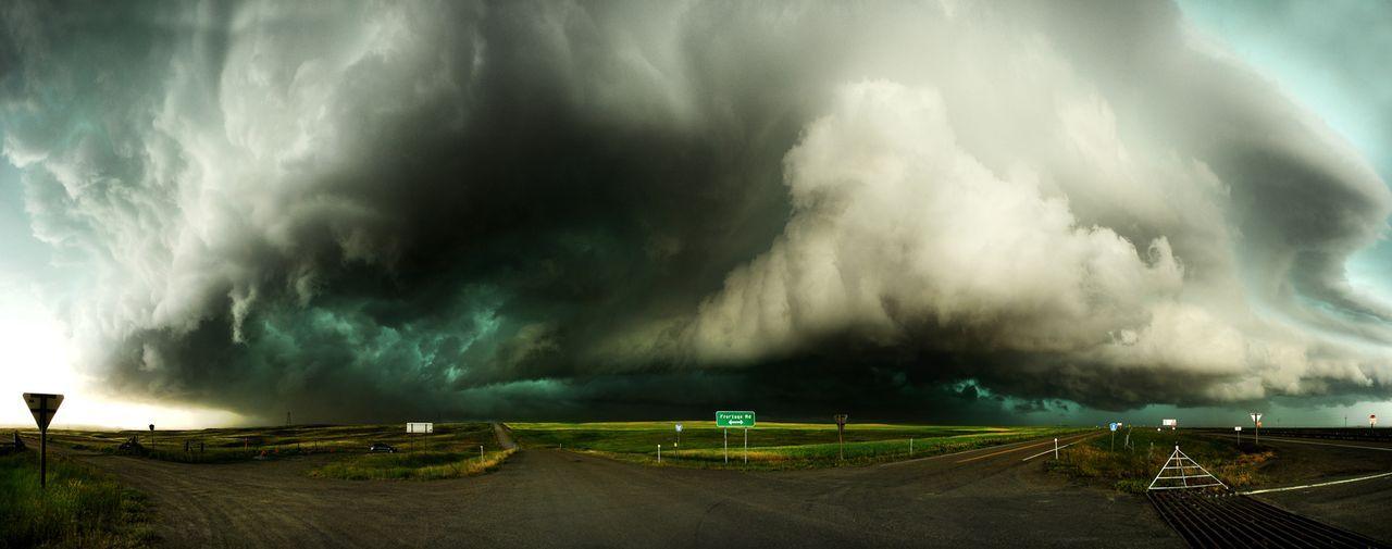 Jeder Sturm hat seinen ganz eigenen Charakter und sorgt bei vielen Menschen für Faszination und Angst zugleich ...