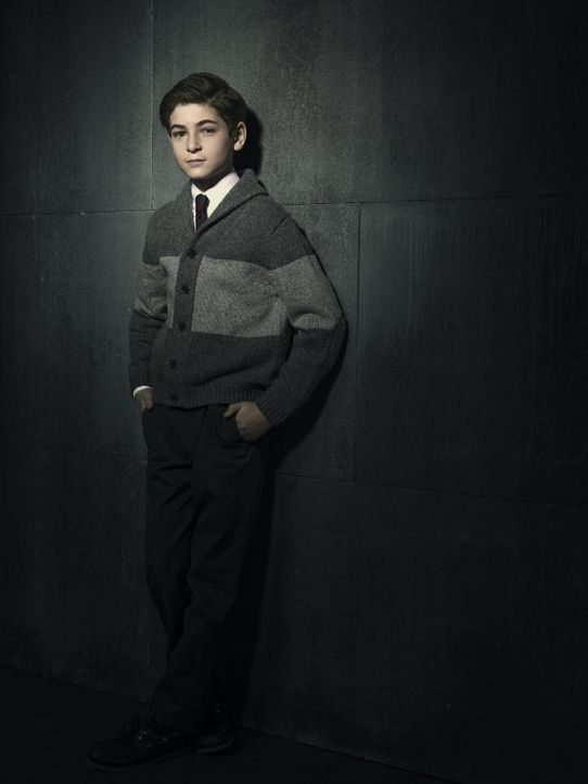 (1. Staffel) - Will seine Eltern rächen und seine Heimatstadt Gotham vom Bösen befreien: Bruce Wayne (David Mazouz) ... - Bildquelle: Warner Bros. Entertainment, Inc.