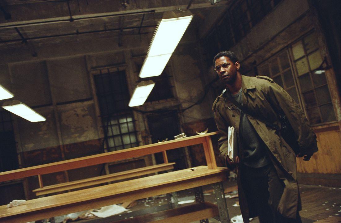 Mit Ben Marcos (Denzel Washington) Hartnäckigkeit haben die Verschwörer nicht gerechnet ... - Bildquelle: Paramount Pictures