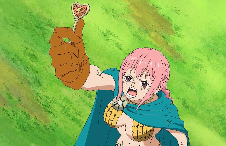 Rebecca - Bildquelle: Eiichiro Oda/Shueisha, Toei Animation