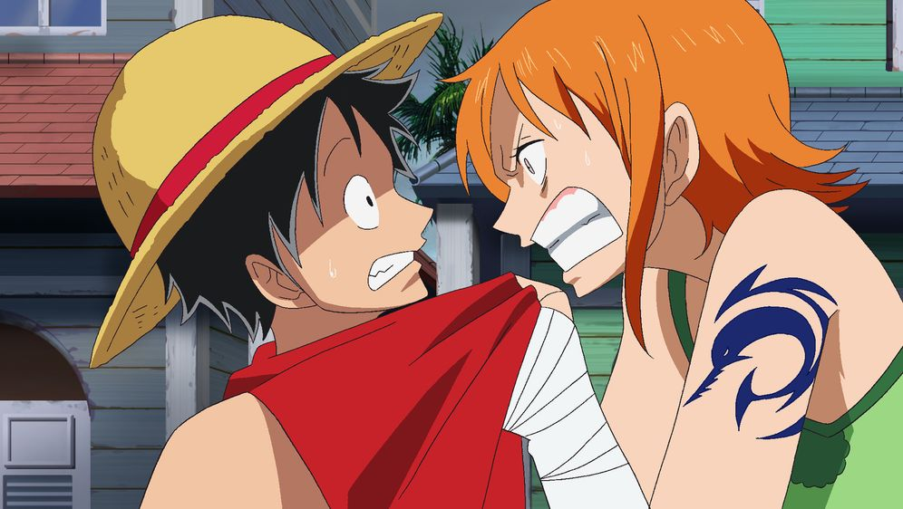 One Piece: Nami - Bildquelle: Film  1999 Toei Animation Co., Ltd.