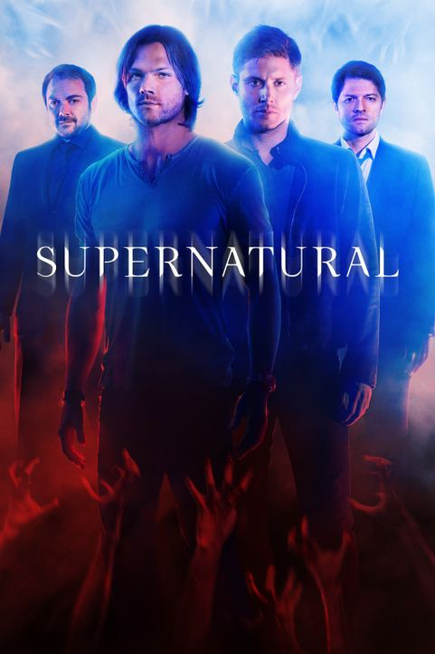 (10. Staffel) - Supernatural - Artwork - Bildquelle: 2014 Warner Brothers