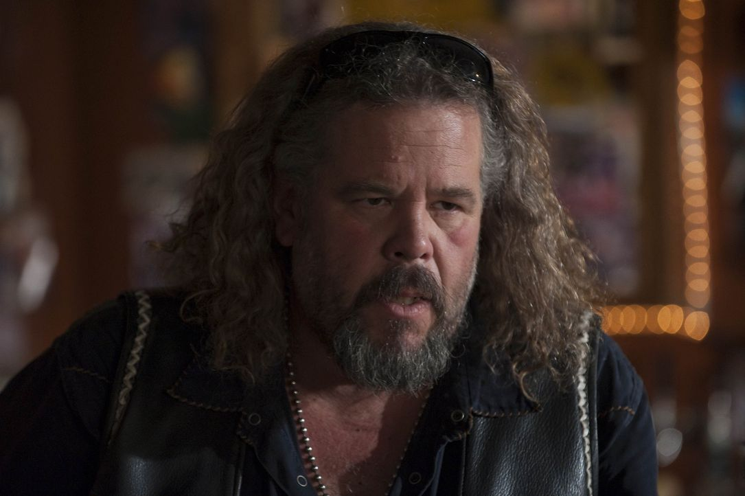 Bobby (Mark Boone Junior) will Clay und Jax bei ihrem Rachefeldzug gegen Zobelle und seine Leute helfen ... - Bildquelle: 2009 Twentieth Century Fox Film Corporation and Bluebush Productions, LLC. All rights reserved.