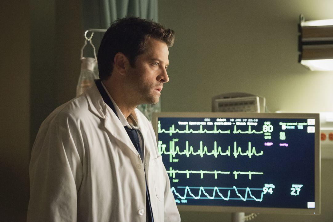 Castiel (Misha Collins) - Bildquelle: Dean Buscher 2018 The CW Network, LLC All Rights Reserved / Dean Buscher