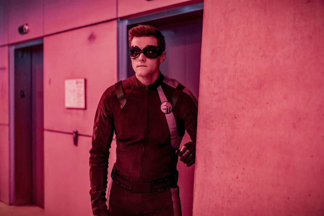Elongated Man (Hartley Sawyer) - Bildquelle: 2019 The CW Network, LLC. All rights reserved.