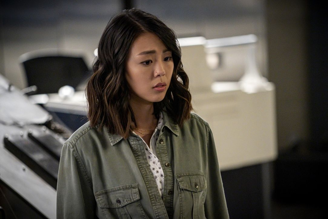 Kamilla Hwang (Victoria Park) - Bildquelle: 2019 The CW Network, LLC. All rights reserved.