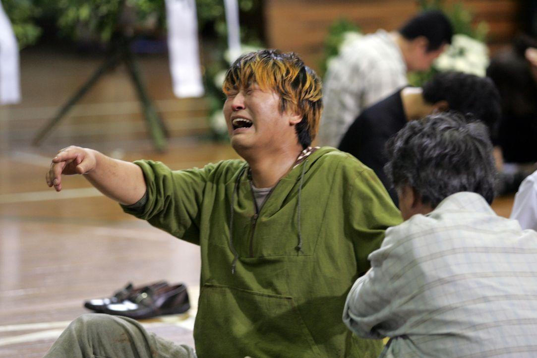 Der Schmerz eines Vaters: Gang-Dus (Kang-ho Song) Tochter wurde von dem Seeungeheuer entführt und gefressen ... - Bildquelle: MFA