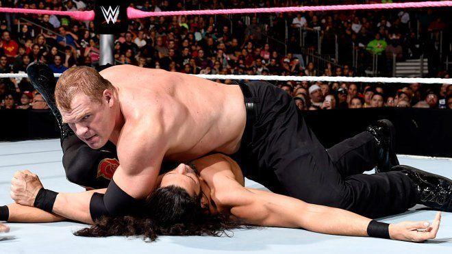 SmackDown vom 11. Oktober14