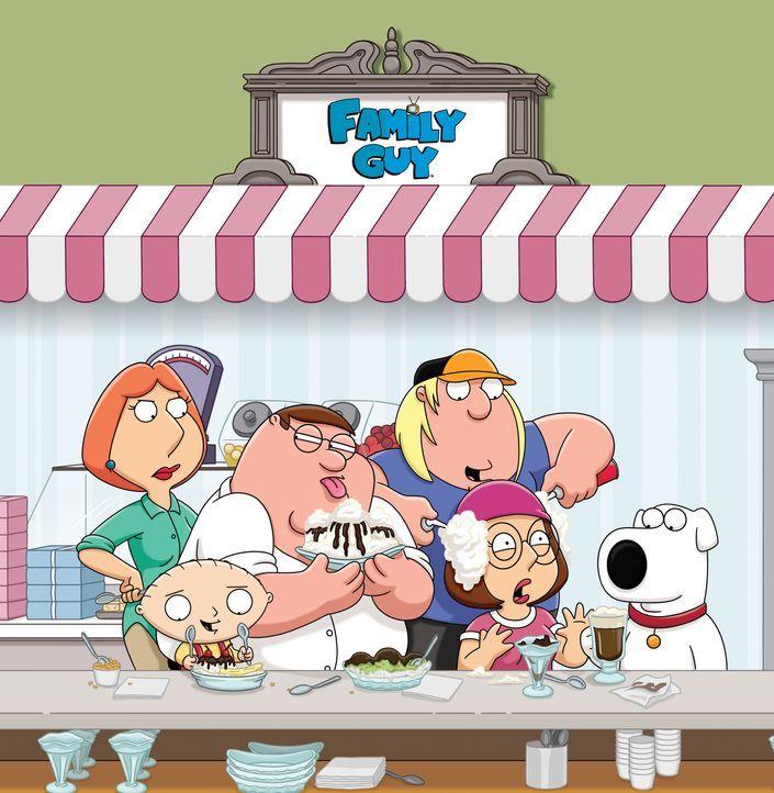 (16. Staffel) - Die Familie Griffins hält zusammen ... - Bildquelle: 2015-2016 Fox and its related entities.  All rights reserved.