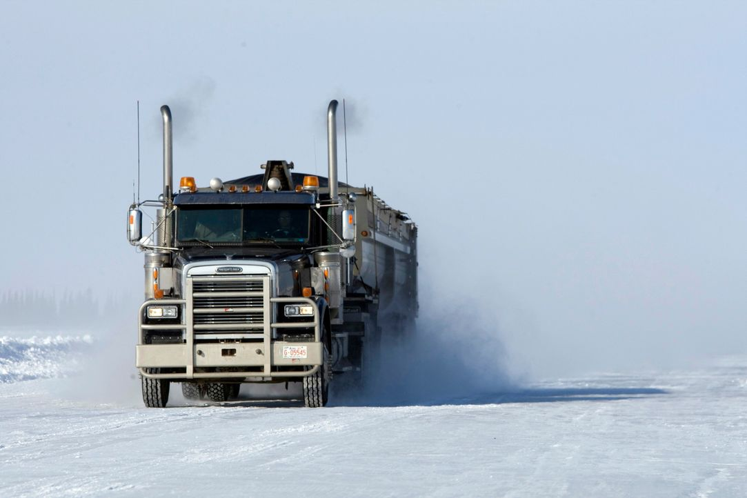 (2. Staffel) - Ice Road Truckers - Bildquelle: 2019 A&E Networks, LLC.