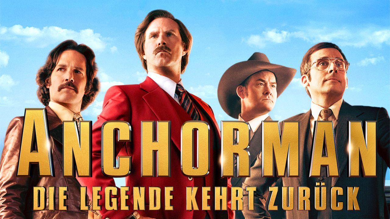 Anchorman - Die Legende kehrt zurück - Artwork - Bildquelle: MMXIII Paramount Pictures Corporation.  All Rights Reserved.