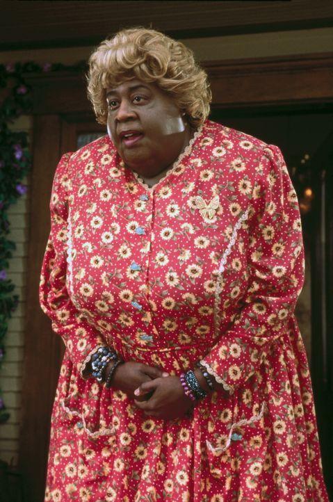Mit Hilfe der neuen Identität als farbige Südstaaten - Oma Big Momma will FBI - Agent Malcolm (Martin Lawrence) einen gefährlichen Gangster fassen .... - Bildquelle: 20th Century Fox