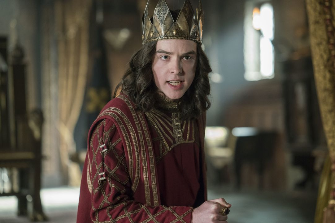 Alfred (Ferdia Walsh-Peelo) - Bildquelle: 2017 TM PRODUCTIONS LIMITED / T5 VIKINGS V PRODUCTIONS INC. ALL RIGHTS RESERVED.