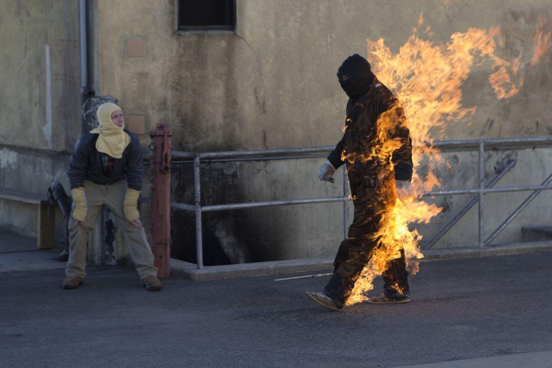 Die Feuermenschen - Bildquelle: 2014 A&E TELEVISION NETWORKS, LLC. ALL RIGHTS RESERVED.