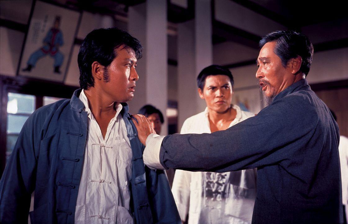 Erfolgreicher Martial-Arts-Film aus den 70er Jahren: Nach dem Tod seines Kun... - Bildquelle: Licensed by peppermint enterprises Ltd. & Co. KG
