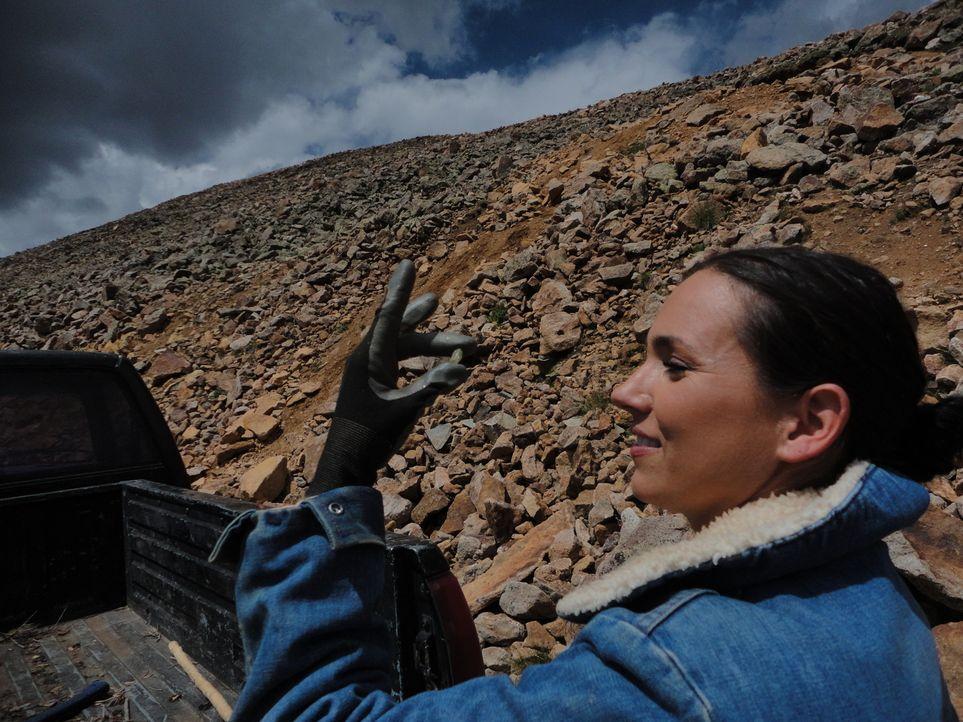 Jeder Stein hilft Amanda Adkins dabei, für ihre Kinder zu sorgen ... - Bildquelle: High Noon Entertainment 2014