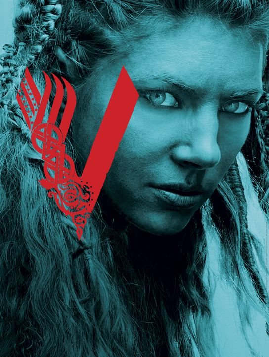 (4. Staffel) - Vikings: Lagertha (Katheryn Winnick) ... - Bildquelle: 2016 TM PRODUCTIONS LIMITED / T5 VIKINGS III PRODUCTIONS INC. ALL RIGHTS RESERVED.