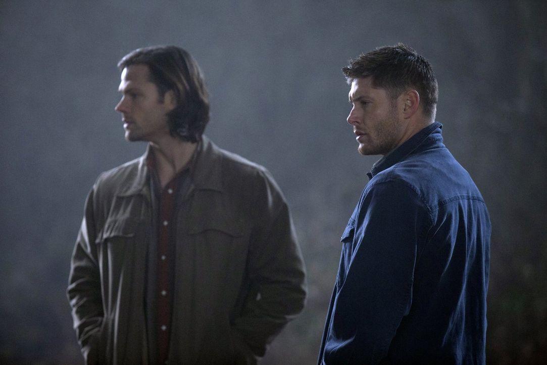 Wird es Sam (Jared Padalecki, l.) und Dean (Jensen Ackles, r.) tatsächlich gelingen, die erste Klinge vor Abbadon zu finden? - Bildquelle: 2013 Warner Brothers