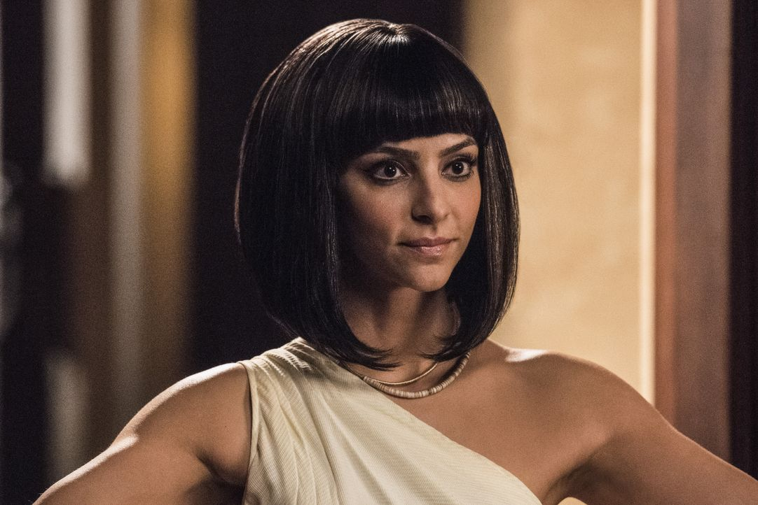 Zari (Tala Ashe) - Bildquelle: 2019 The CW Network, LLC. All rights reserved.