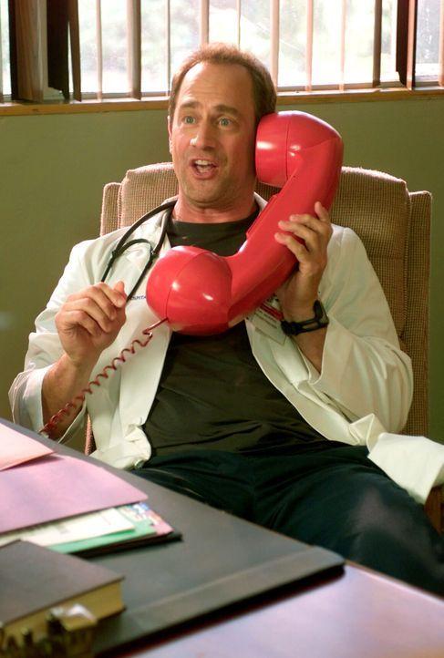 Dr. Norris (Christopher Meloni), ein Arzt der besonderen Art ... - Bildquelle: Touchstone Television