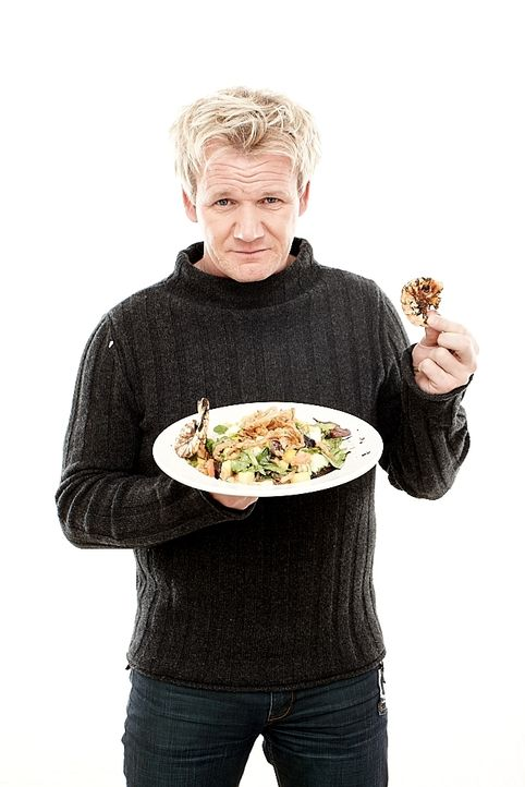 Gordon Ramsay - Bildquelle: Fox Broadcasting.  All rights reserved.