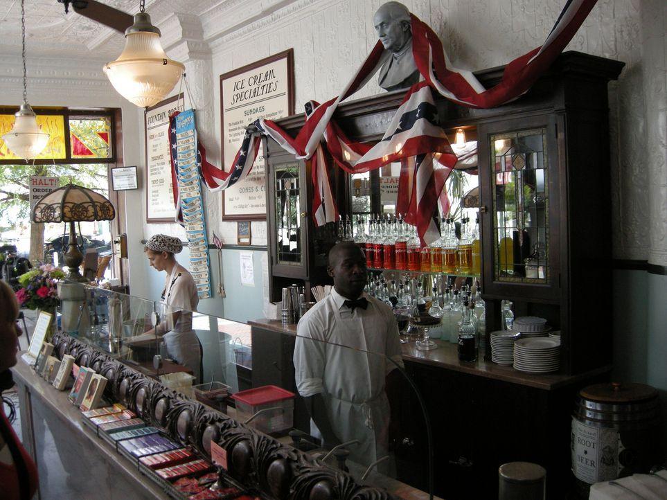 Käsesteak in Philadelphia - Bildquelle: 2009, The Travel Channel, L.L.C.