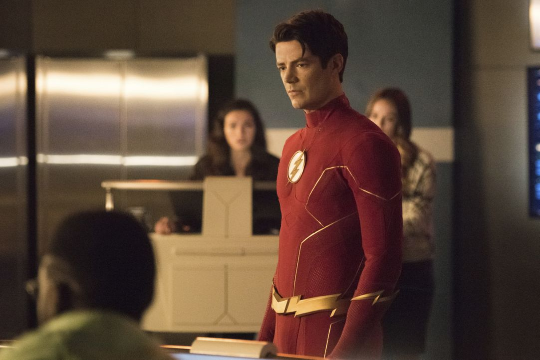 The Flash (Grant Gustin) - Bildquelle: Warner Bros. Entertainment Inc. All Rights Reserved.