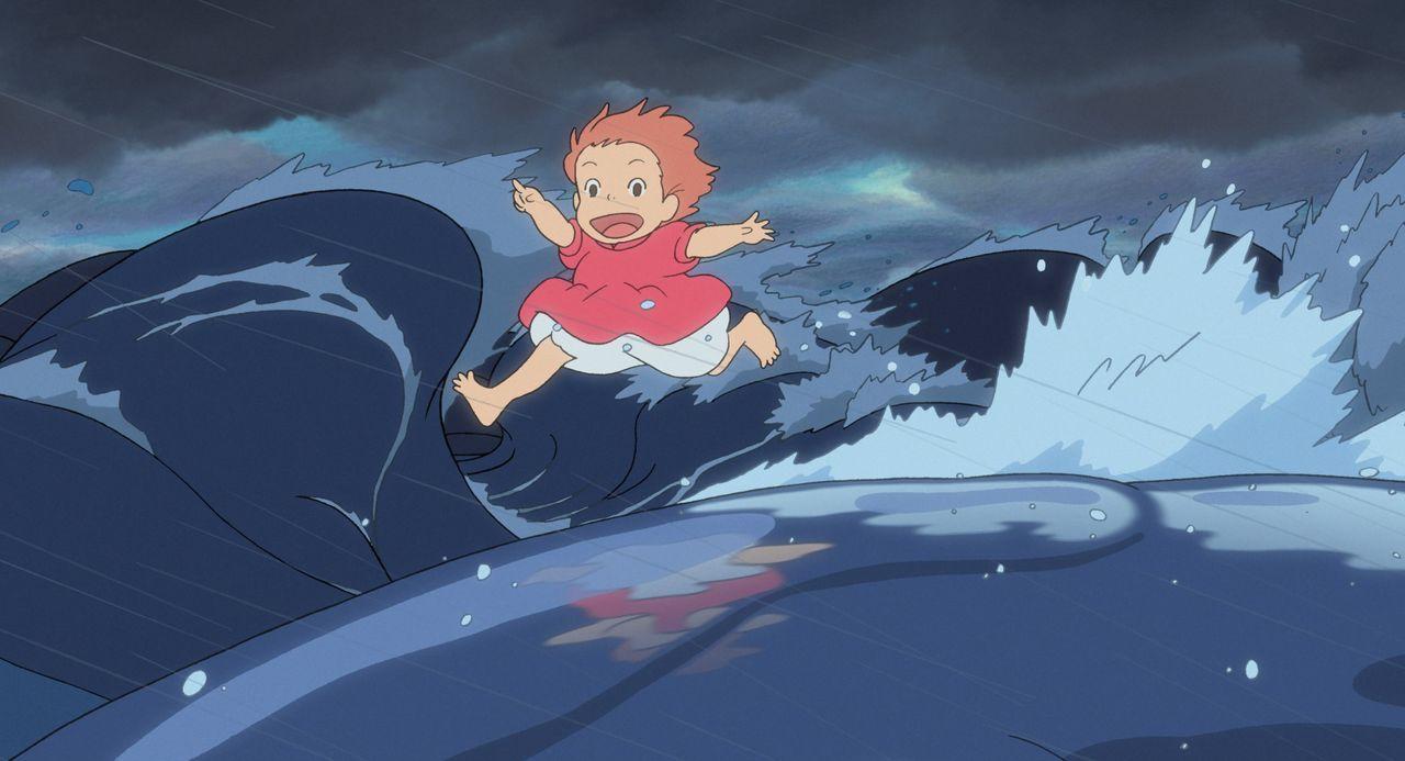 Ponyo - Das große Abenteuer am Meer - Bildquelle: Wild Bunch