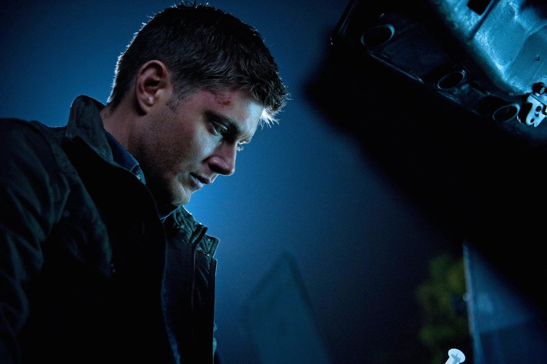 Verzweifelt versucht Dean (Jensen Ackles), Bennys Unschuld zu beweisen, doch Martin hat ganz andere Pläne ... - Bildquelle: Warner Bros. Television